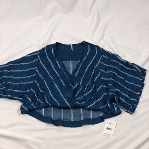 NWT Free People blouse small